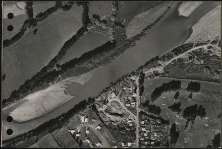 Aerial map, 1966 - F17