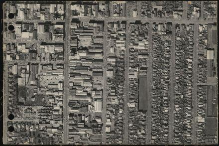 Aerial map, 1966 - H10