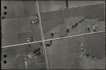 Aerial map, 1966 - H4