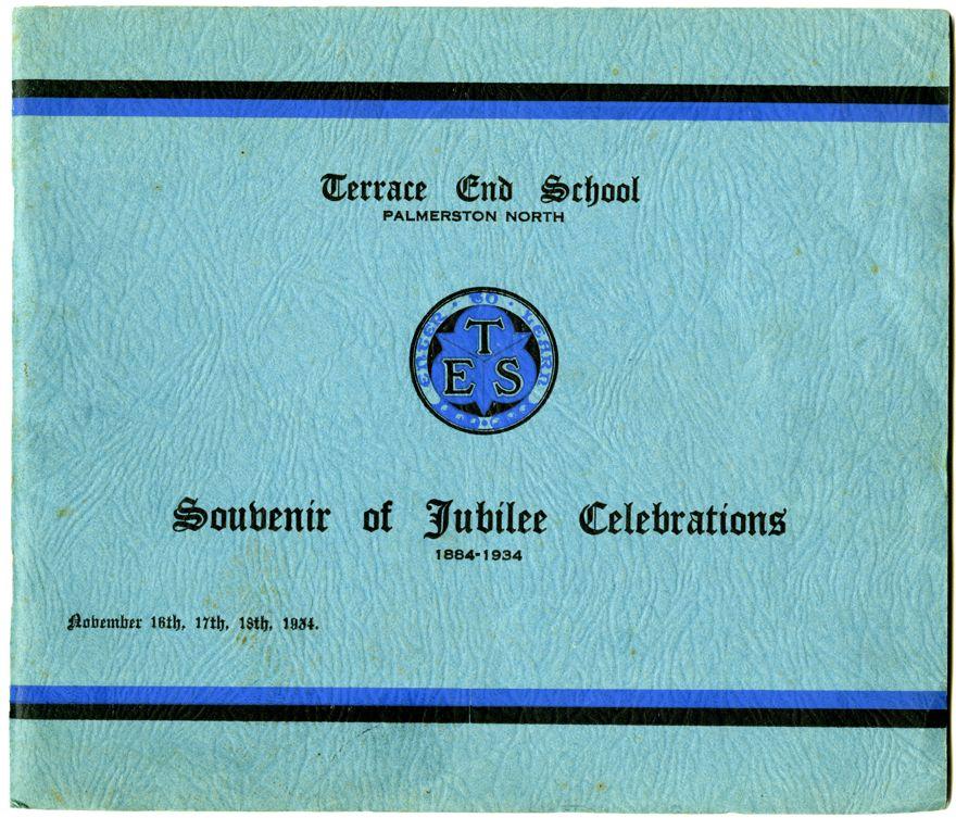 Terrace End School: Souvenir of Jubilee Celebrations