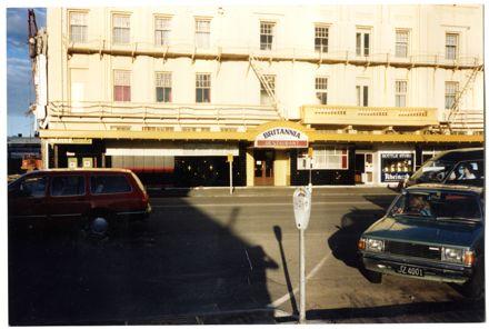 Britannia Restaurant, Majestic Hotel