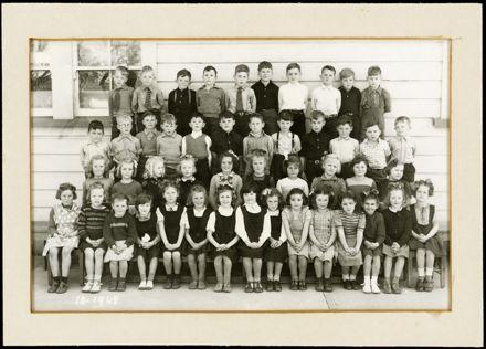 Terrace End School - Room 10, 1948