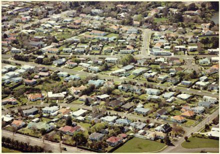 Aerial Photograph - Hokowhitu