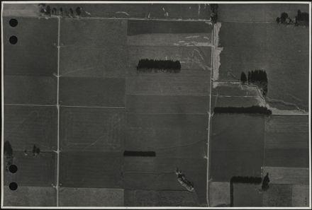 Aerial map, 1966 - M8