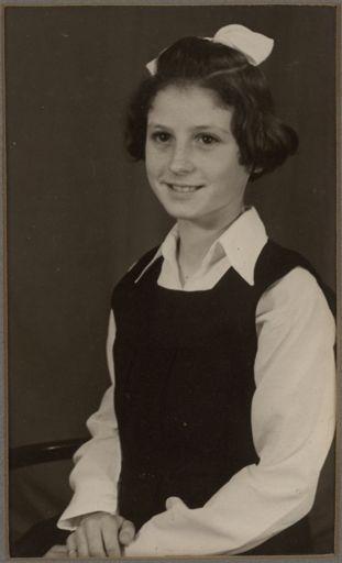 Joy Aitchison - Terrace End School Dux Equal, 1941