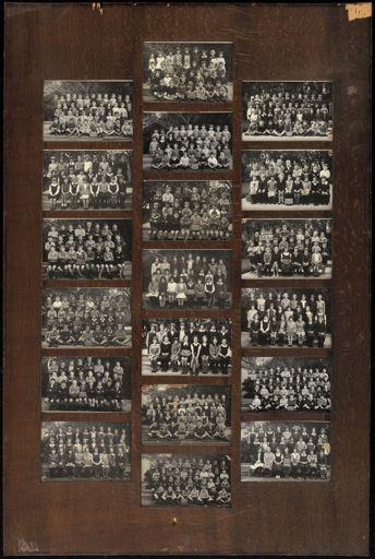 Terrace End School, 1933