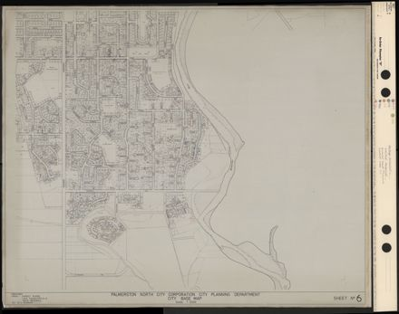 Residential And Industrial Development Map - 6