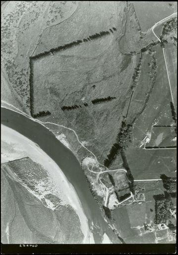 Aerial Map, 1956 - M19