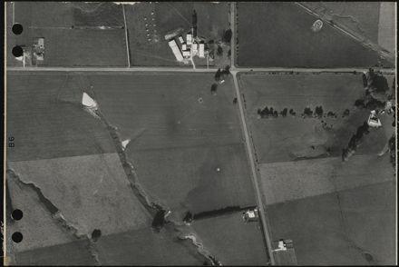 Aerial map, 1966 - B6