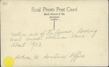 Coleman Place, c 1923 2