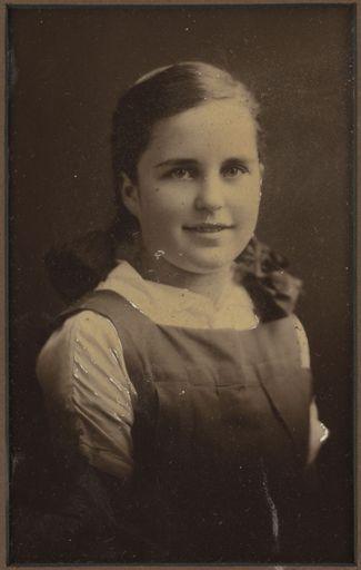 Kyra Muteh - Terrace End School Dux, 1928
