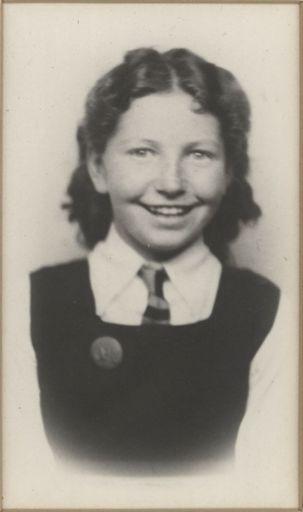 Dawne Ford - Terrace End School Dux, 1948