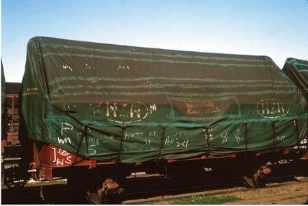 LC class goods wagon
