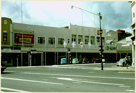 Collinson and Cunningham, Broadway Avenue