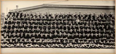 Palmerston North Technical School Male Pupils, 1945