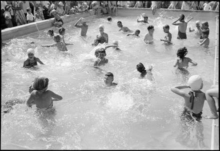 """Enjoyment Now Officially Sanctioned"" - Ashhurst School Pool"