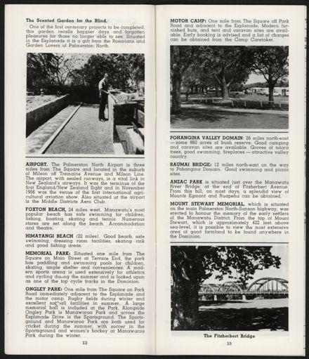 PRO Visitors Guide: Circa 1970's - 8