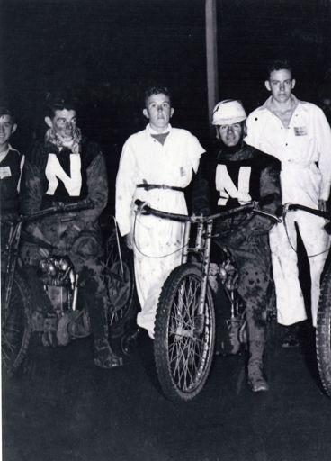 North Island Speedway Team, 1953