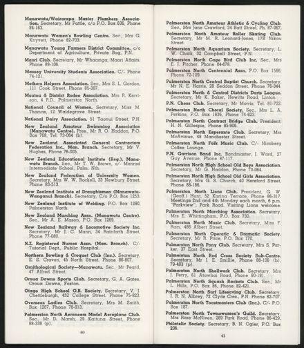 PRO Visitors Guide: Circa 1970's - 24