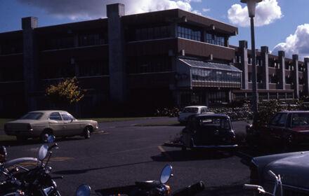 Social Sciences Building, Massey University Palmerston North Campus