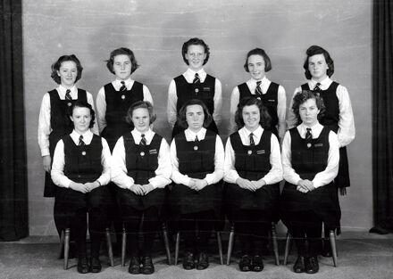 Palmerston North Girls High School Prefects