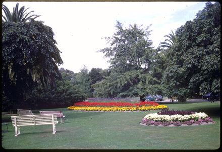 Flower Bed Esplanade