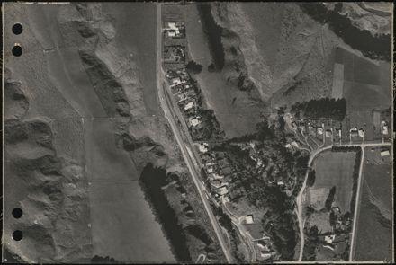 Aerial map, 1966 - H18