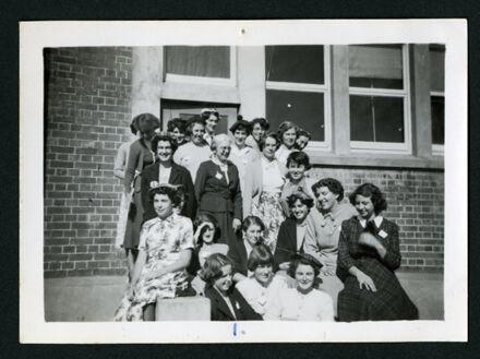 Bible Class Girls Easter Camp, Marton