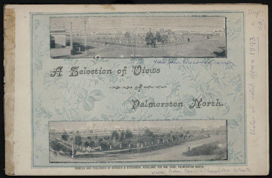 A Selection of Views of Palmerston North 1