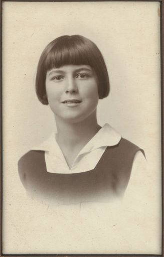 Nita Vellatt - Terrace End School Dux, 1930