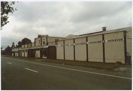 A F Martin Ltd, Main Street