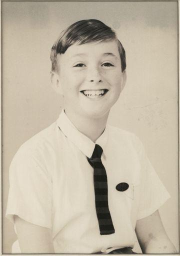 J. Haynes - Terrace End School Dux (Equal), 1966