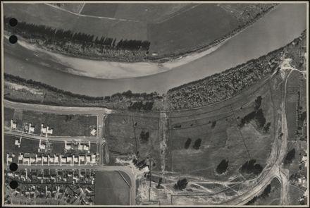 Aerial map, 1966 - J14