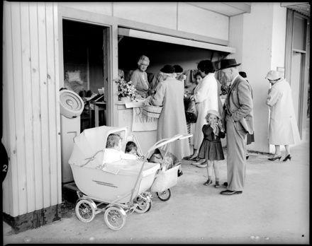 """Squares Shops Busy Day"" Maori Women's Welfare League"