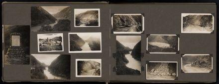 Manawatū Gorge Photograph Album - 19
