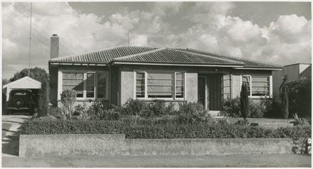 Unidentified House, Palmerston North
