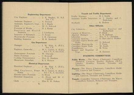 City of Palmerston North Municipal Hand Book 1937 10