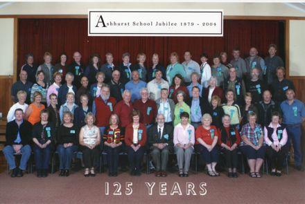 Ashhurst School Jubilee