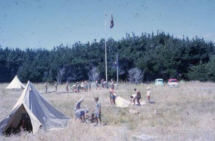 Boys' Brigade Camp