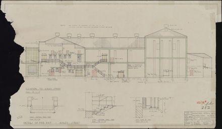 Municipal Opera House sheet 3
