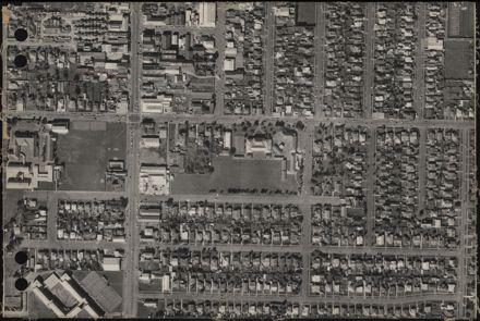 Aerial map, 1966 - H9