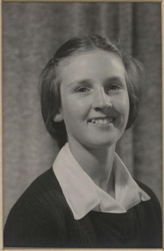 Barbara Parlane - Jessie Chapman Memorial Prize, 1952