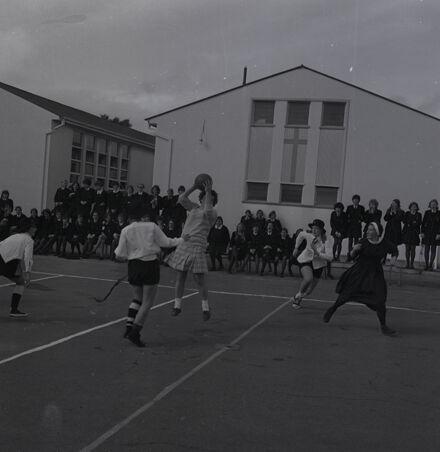 St Joseph's Netball