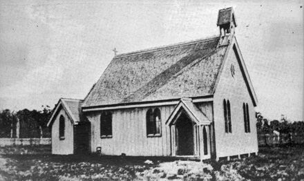 First All Saints Church - 1875