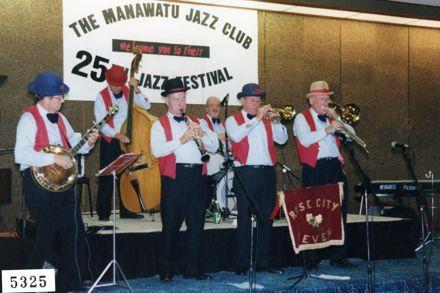 Rose City Seven, Manawatū Jazz Festival