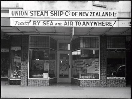 Union Steam Ship Co. of New Zealand Ltd