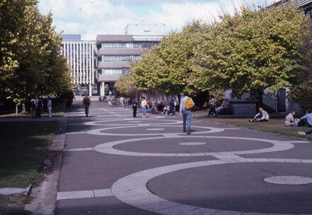 Concourse, Massey University, Palmerston North Campus