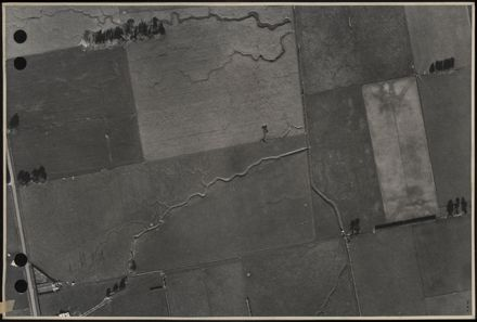 Aerial map, 1966 - K2