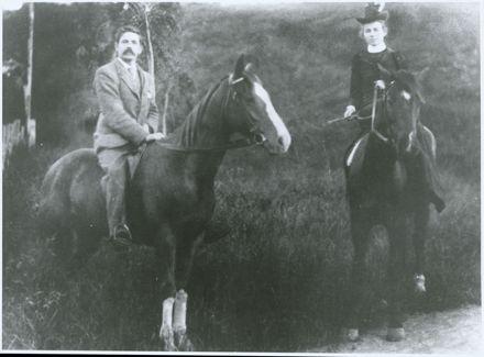 Mr and Mrs James McQueen Murdoch