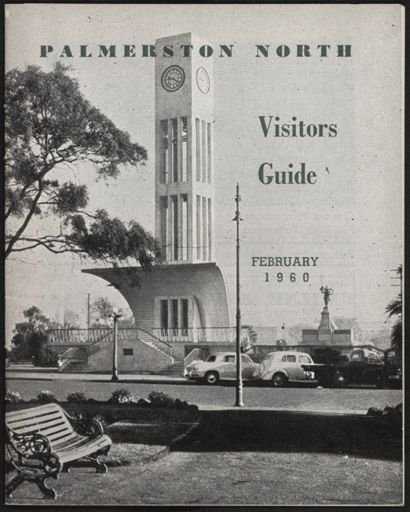 Palmerston North Diary: February 1960